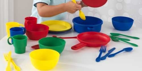 KidKraft 27-Piece Cookware Playset Only $6.88 on Walmart.com (Regularly $20)
