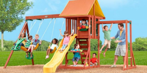 KidKraft Wooden Playset Only $394.94 Shipped on Zulily (Regularly $650)