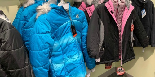 Boys & Girls Puffer Jackets Only $16.99 (Regularly $80) at Kohl's