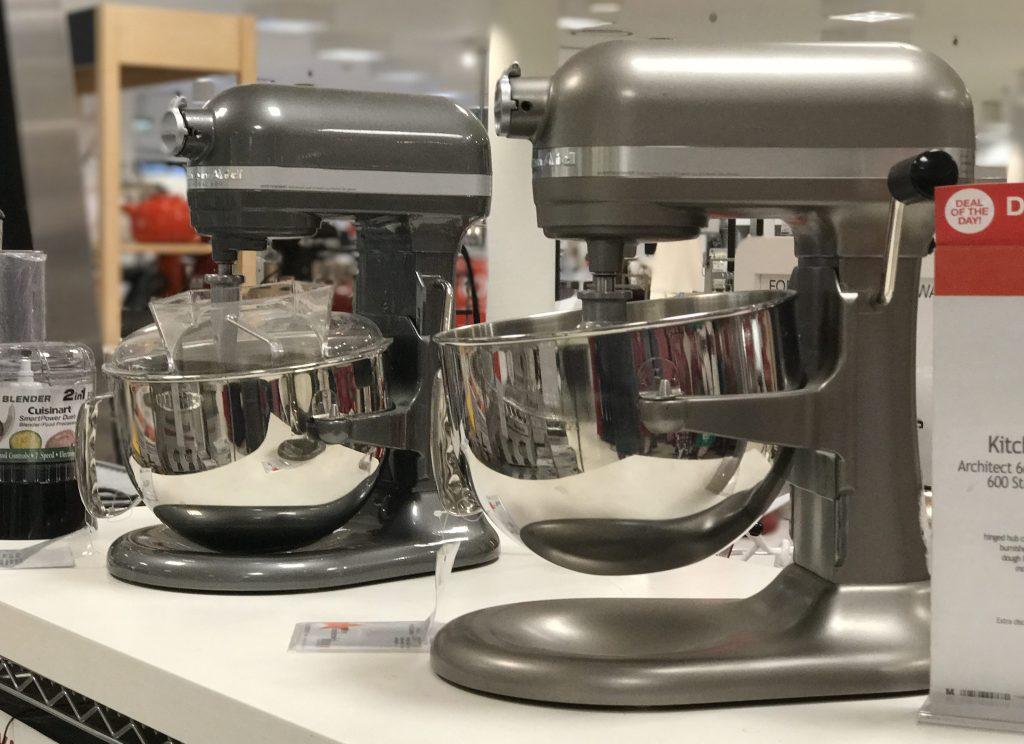 KitchenAid 6-Quart stand mixer