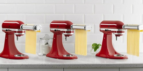 Up to 40% Off KitchenAid Attachments & More (Today Only)