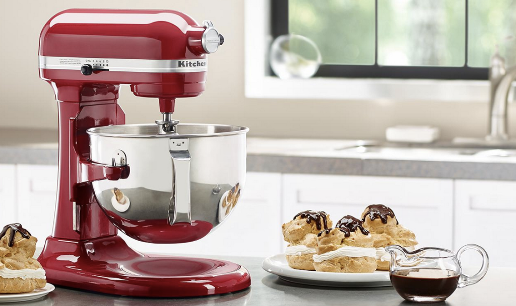 Kitchenaid Professional Series 6 Quart Stand Mixer Only 249 99 Shipped For Costco Members Regularly 330 Hip2save