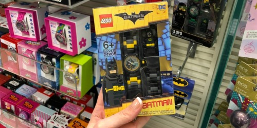 LEGO Watches as Low as $6.99 Each Shipped at Kohl's