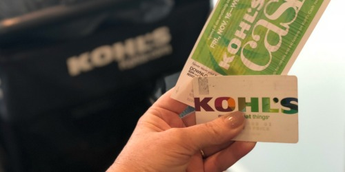 Stack These Promo Codes During Kohl's Veterans Day Sale for HOT Savings