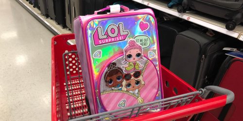 40% Off Kids Luggage & Backpacks at Target (Online & In-Store)