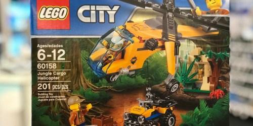 Amazon: LEGO City Sets Only $11.99 (Regularly $20)