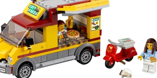 LEGO City Pizza Van Only $12.99 Shipped (Regularly $20) + More