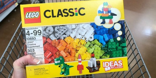 LEGO Classic Creative Supplement Only $10.88 Shipped (Regularly $20)