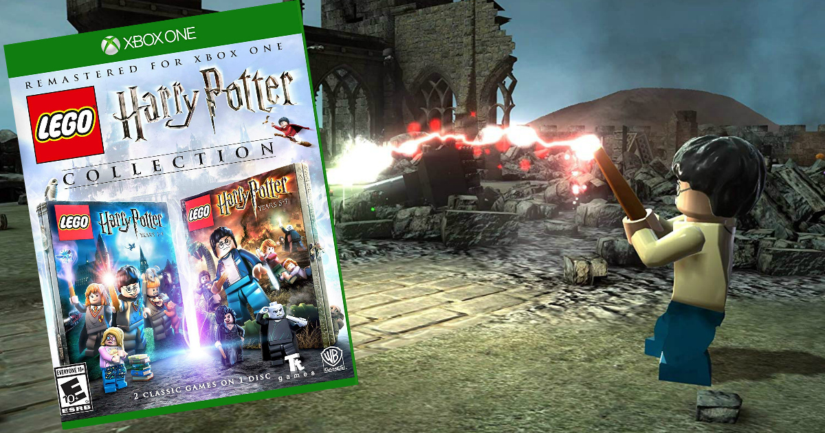 LEGO Harry Potter Xbox Game