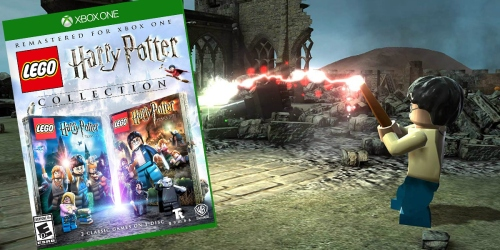 LEGO Harry Potter Xbox One Game Only $19.99 (Regularly $40)