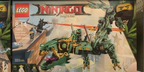 LEGO Ninjago Movie Dragon Set Only $31.99 Shipped (Regularly $50)