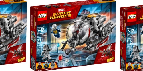 LEGO Marvel Ant-Man and The Wasp Set Just $12.99 at Walmart (Regularly $20)
