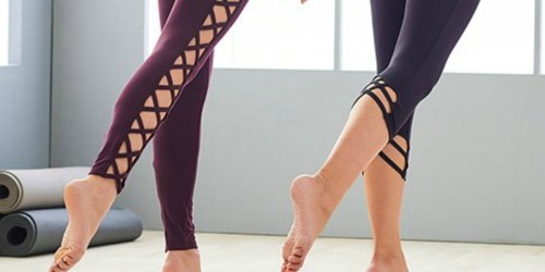 Over 80% Off Women's Athletic Leggings on Zulily (Marika, Bally Total Fitness and More)
