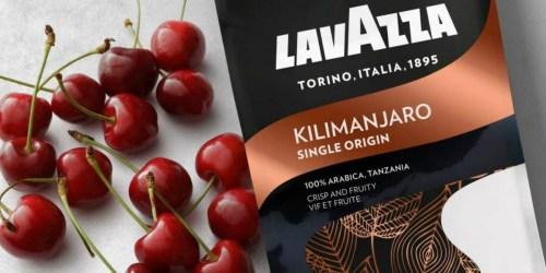 Amazon: Lavazza Kilimanjaro Ground Coffee Only $5 Shipped