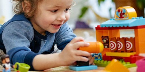 Amazon: LEGO Duplo Town Shooting Gallery Set Only $14.25 Shipped (Regularly $25)