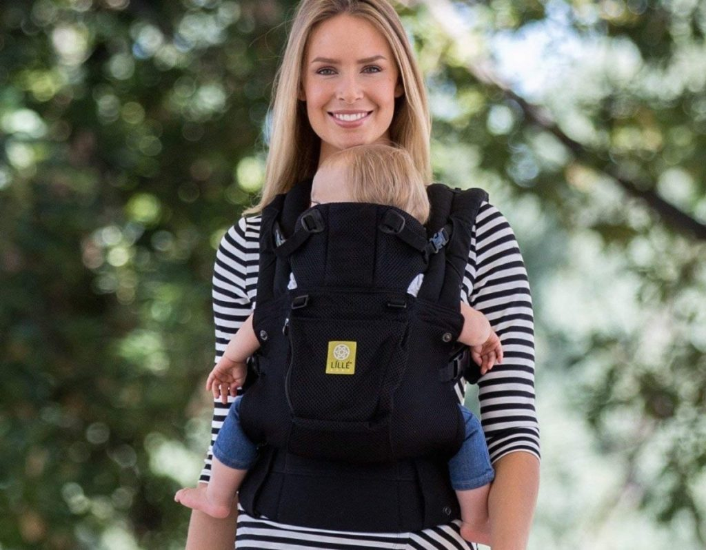 50 Off Lillebaby 6 Position Complete Airflow Baby Child Carrier