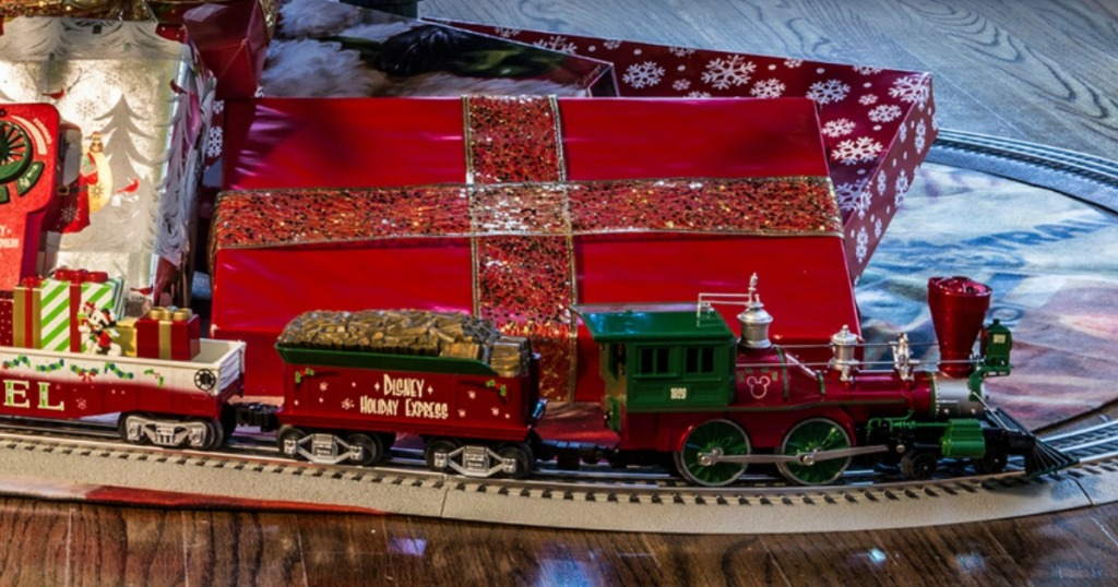 Lionel Christmas Train.Up To 60 Off Lionel Train Sets On Amazon Hip2save