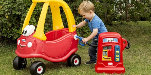 Little Tikes Cozy Pumper Only $14.99 (Regularly $30)