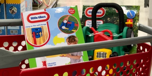 Up to 50% Off Little Tikes Toys at Target w/ Free In-Store Pickup