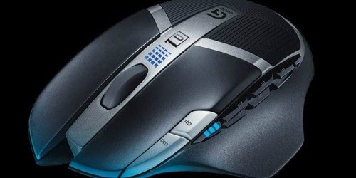 Amazon: Logitech Lag-Free Wireless Gaming Mouse Only $24.99 Shipped (Regularly $80)
