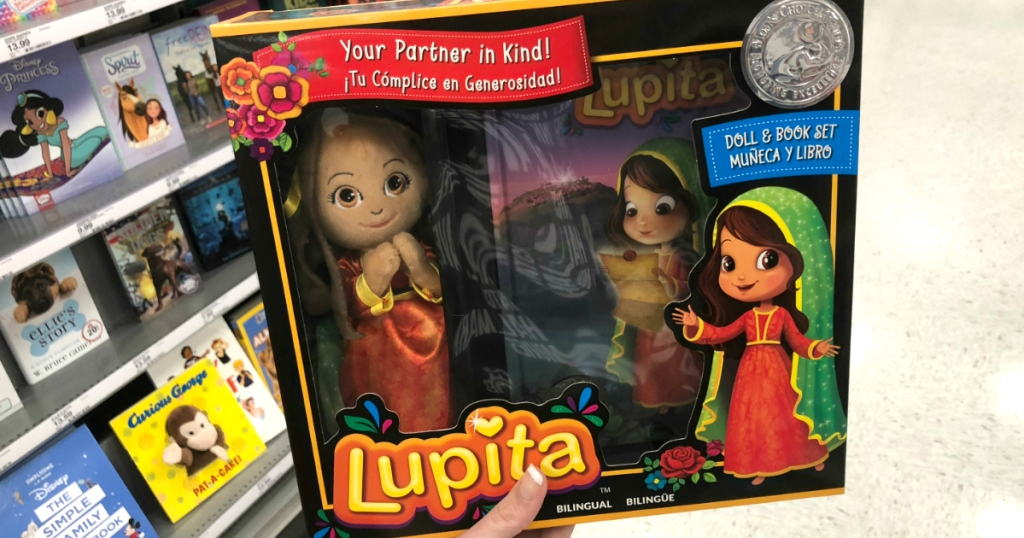 Lupita story at Target