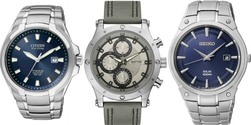 Macy's: Kenneth Cole Men's Watch Only $31.75 Shipped (Regularly $65) + More