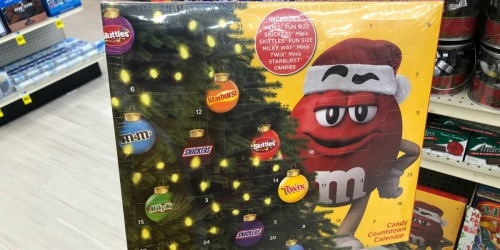M&M's Candy Countdown Calendars Just $5 Each at Rite Aid (Regularly $10)