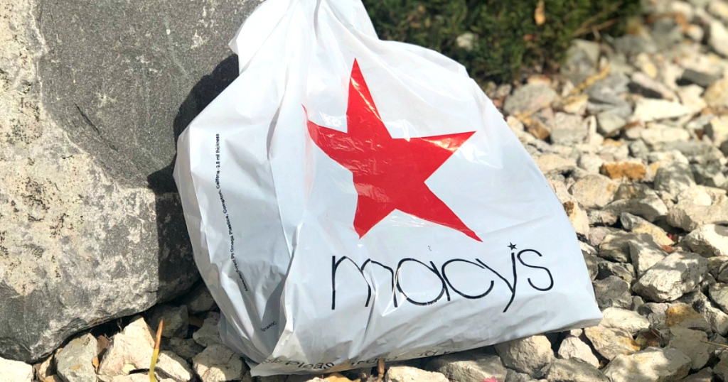 Macy's Shopping Bag