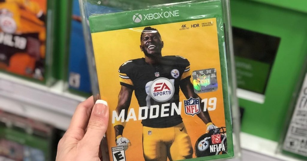 Madden NFL 19 PS4 or XBOX One Video Game Only $29 on Walmart.com Regularly $60  Hip2Save