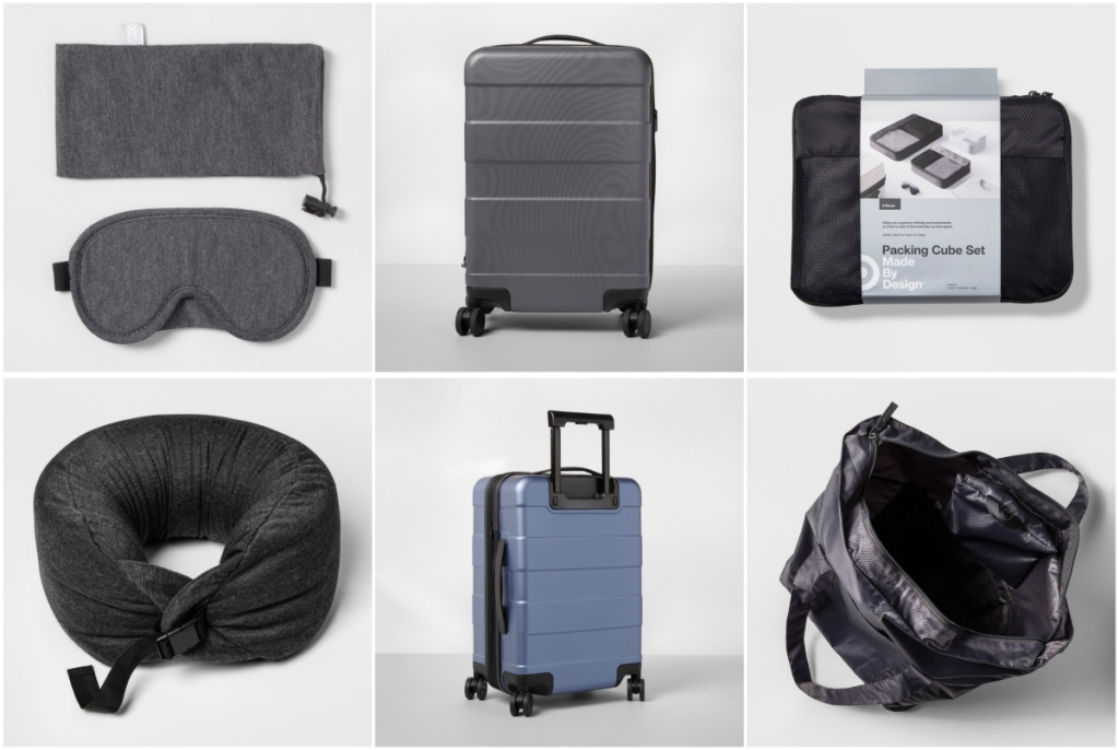 Made by Design Luggage Collection