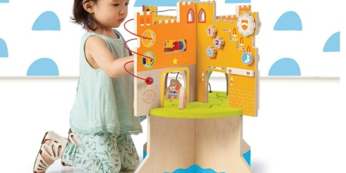 Manhattan Toy Storybook Castle Activity Center Only $51.99 Shipped + Get $15 Kohl's Cash