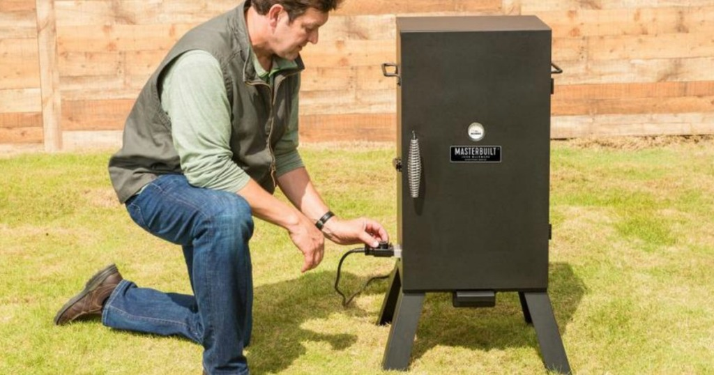 Masterbuilt Electric Smoker Only $89 Shipped (Regularly $169 ...