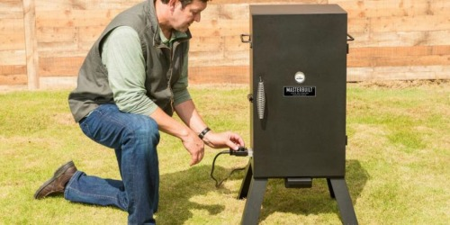 Masterbuilt Electric Smoker Only $89 Shipped (Regularly $169)