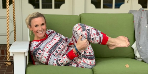 Matching Christmas Family Pajamas are 30% Off at Kohl's + Score Extra 20% Off w/ Code