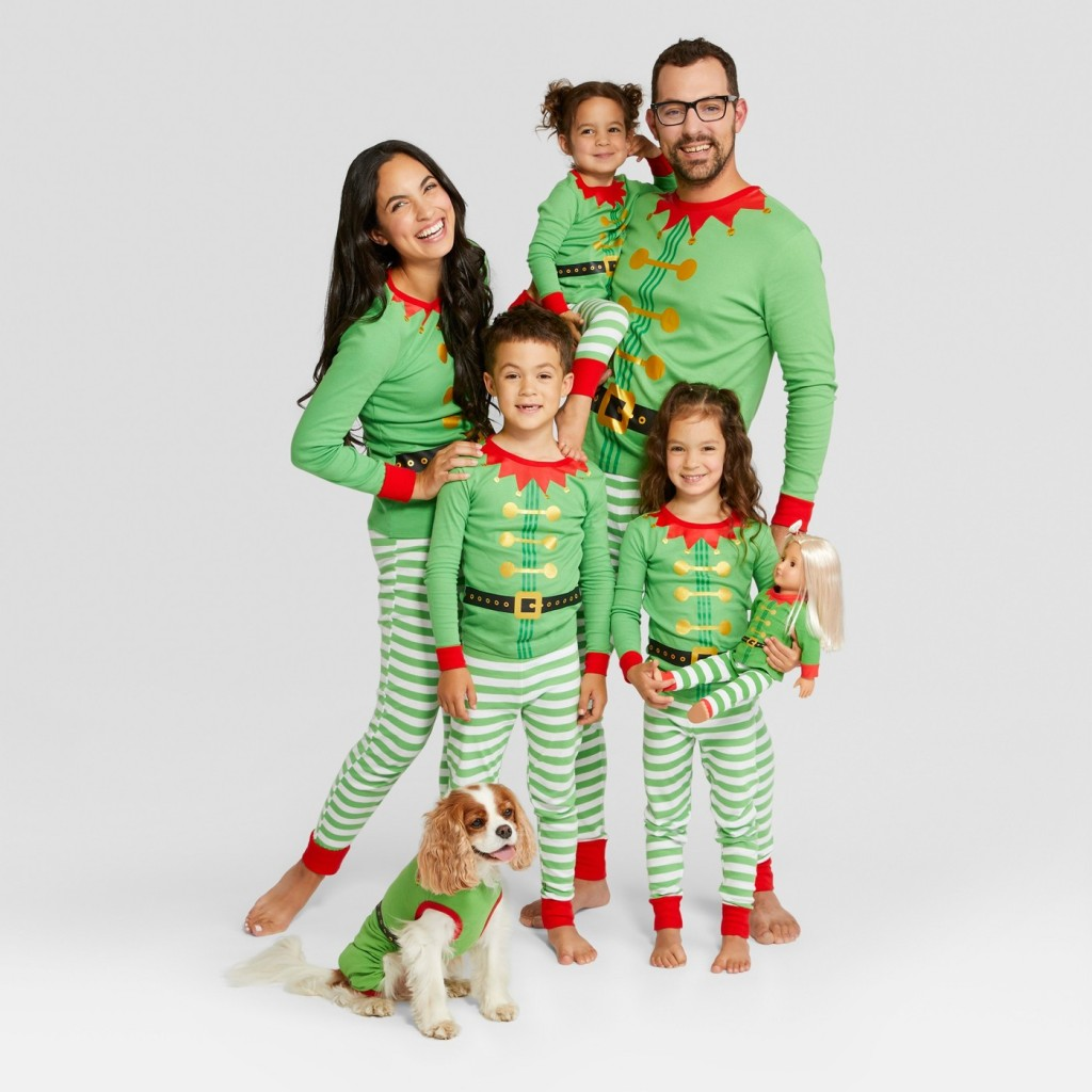 WOW! Matching Family Pajama Sets as Low as $8.50 Each at ...