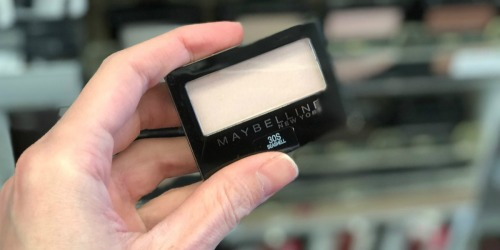 TWO Maybelline Expert Wear Eyeshadows Only 74¢ Shipped After CVS Rewards + More
