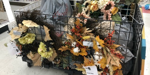 Possible $4 Grab Bags at Michaels (Great Buys on Fall Decor, Halloween Items, & More)