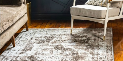 Up to 80% Off Area Rugs at Wayfair