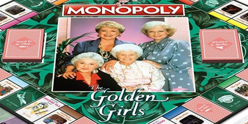 The Golden Girls Monopoly Game $19.99 Shipped (Regularly $40) + More Today Only ThinkGeek Deals