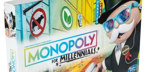 Monopoly for Millennials Game Just $19.82 at Walmart