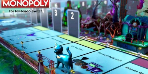 Monopoly Nintendo Switch Game Only $14.99 Shipped (Regularly $30)