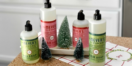 FREE Mrs. Meyer's Holiday Gift Set w/ Grove Collaborative Order (Over $30 Value)