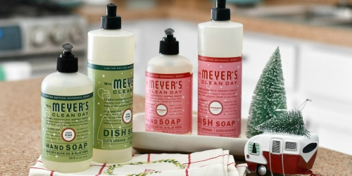FREE Mrs. Meyer's Holiday Gift Set with Purchase from Grove Collaborative (Over $30 Value)