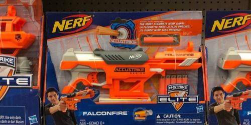 Nerf N-Strike Elite Accustrike Series FalconFire Only $5.98 Shipped (Regularly $16)