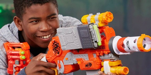 NERF Zombie Strike Survival System Only $29.98 Shipped (Regularly $50)