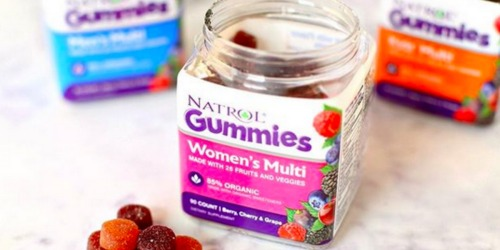 FREE Natrol Gummies 90-Count Bottle After Mail-In Rebate ($15 Value)