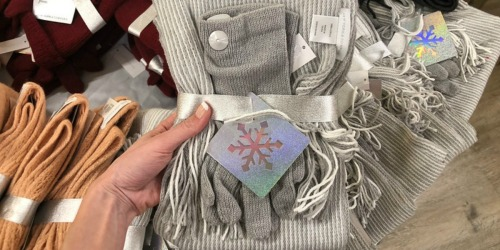 New York & Company Scarf & Glove Gift Sets $5, Cardigans $10 + More