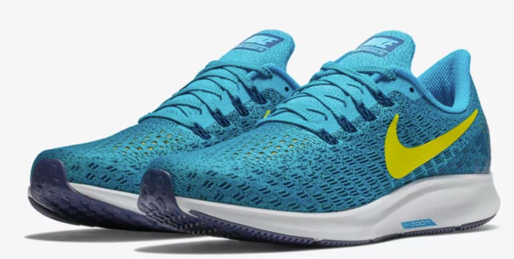 huge discount 33523 60214 Nike Air Zoom Pegasus 35 Men's Running Shoes Only $58 ...