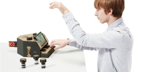 Nintendo Labo Variety Kit Just $44.99 Shipped