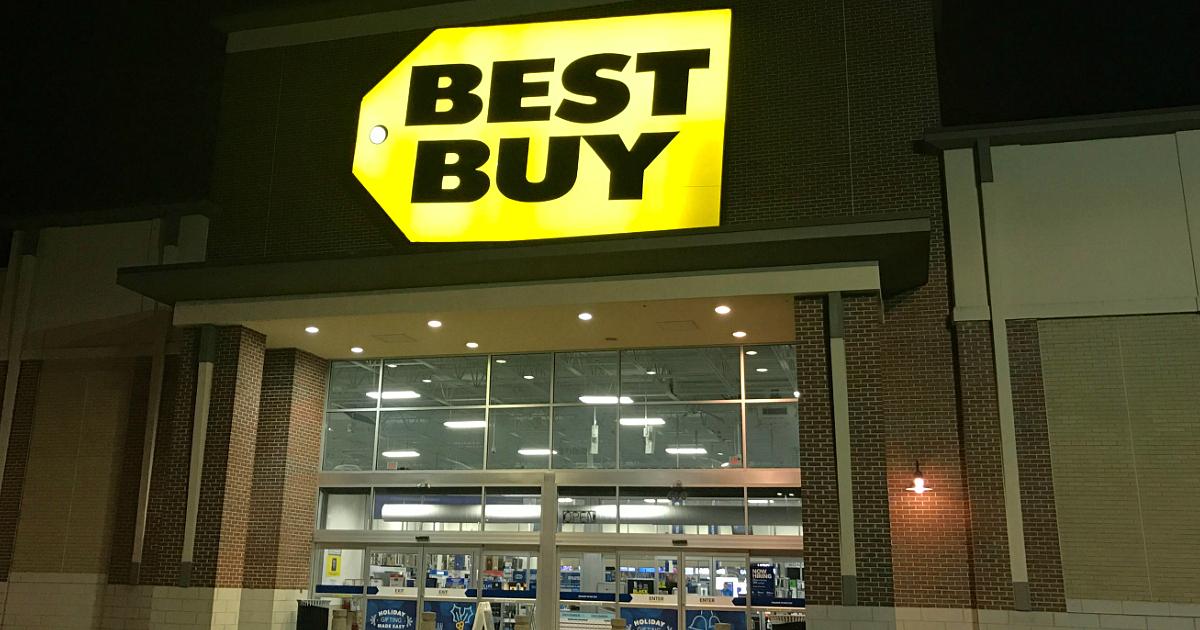 Our favorite Best Buy Black Friday Deals